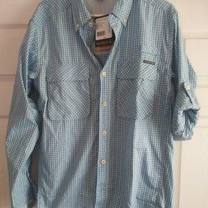 BNWT Exeofficio Outdoor/Fishing shirt MEDIUM